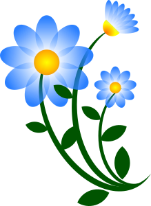 nature-flower-blue-motif-300px